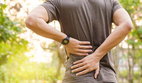 La douleur de dos