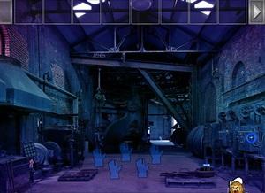 Jouer à Abandoned manufactory escape