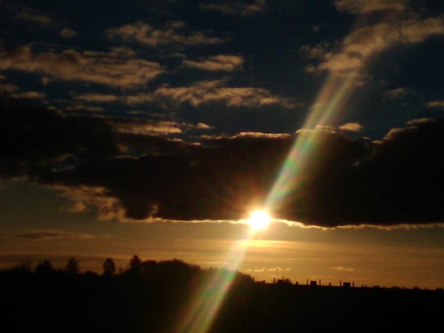 Un petit rayon de soleil (ce soir)