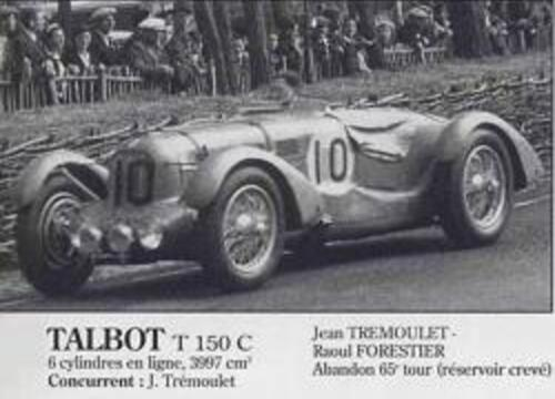 Talbot I