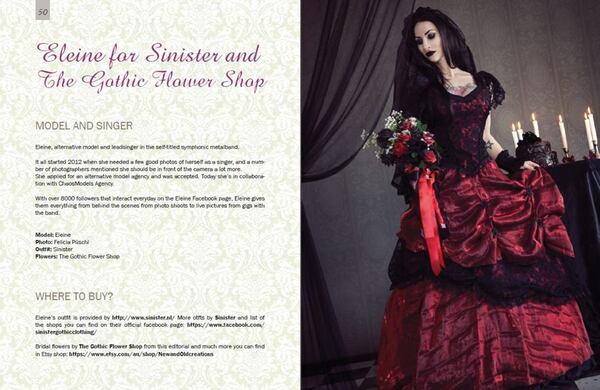 Gothic and Amazing, magazine