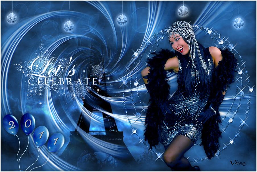 2011 Let's celebrate