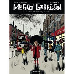 Maggy Garrisson, 1. Fais un sourire, Maggy, Lewis Trondheim et Stéphane Oiry