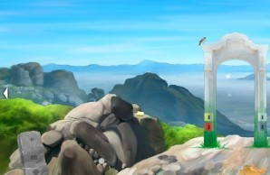 Magic mountain escape