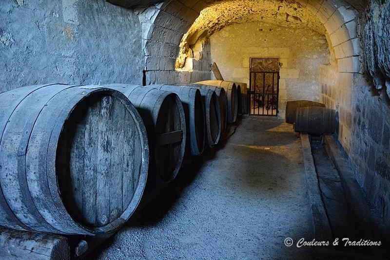 La cave du chateau