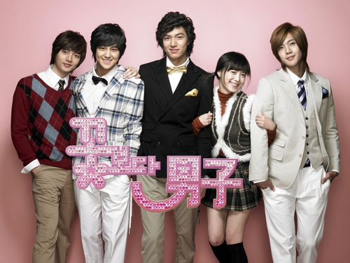 Boys Over Flowers -