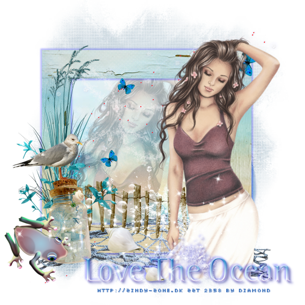 "Tutorial ""Ocean Love"" de Angel Lynn's Tuts N More"