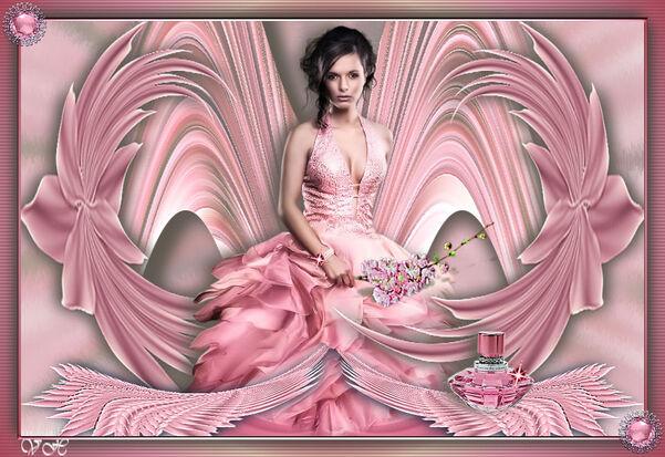 Pink captive