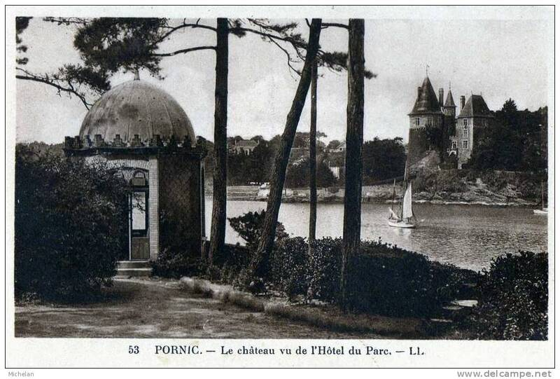 Villa Del Monte et le Parc de Gourmalon à Pornic