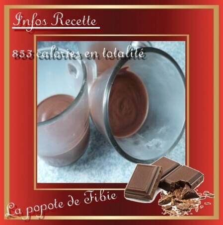 Mousse chocolat (thermomix)