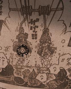 One Piece Spoils du Scan Chapitre 944 VF