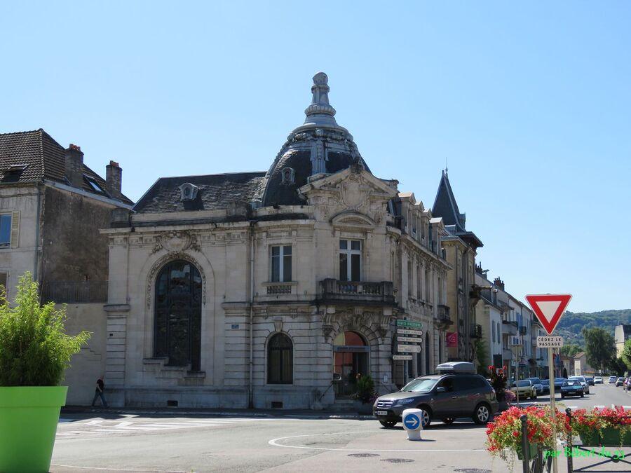 Vesoul en Hautes Saône