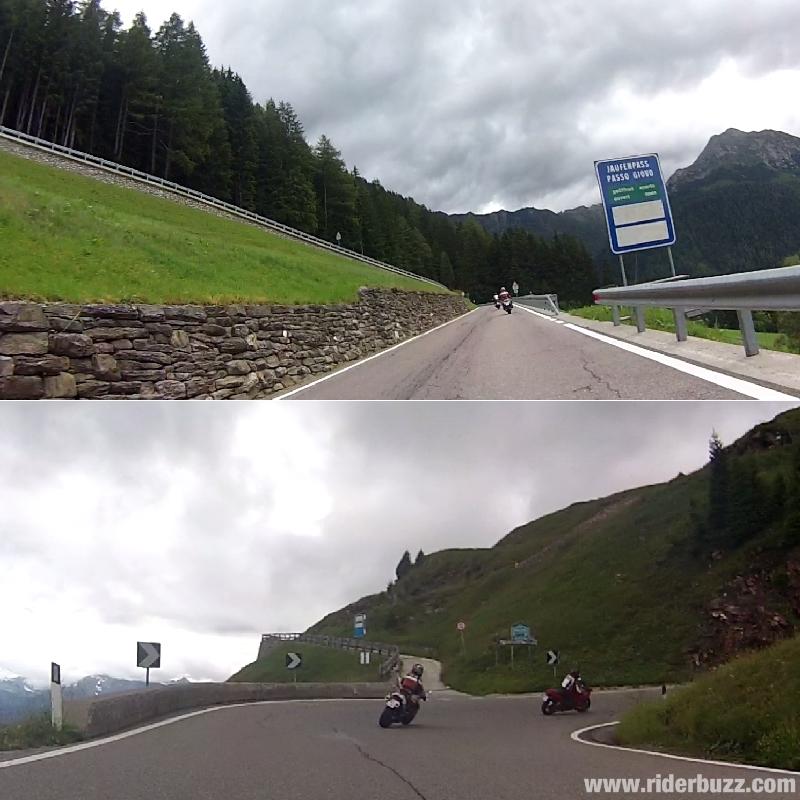 tyrol moto - jaufenpass