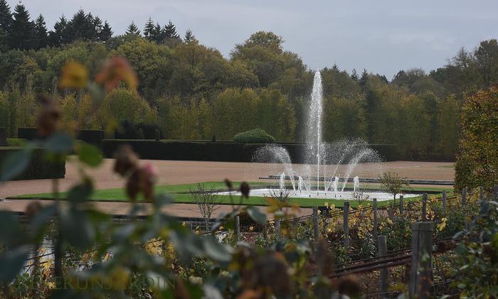 Jardins du Château du Champ de Bataille