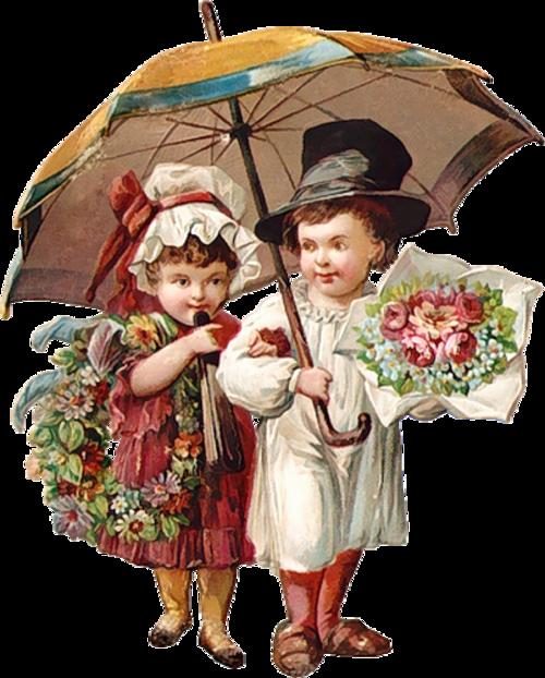 Enfants vintage 3