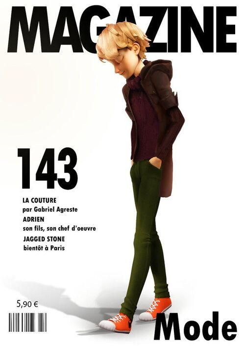 Magazines Adrien