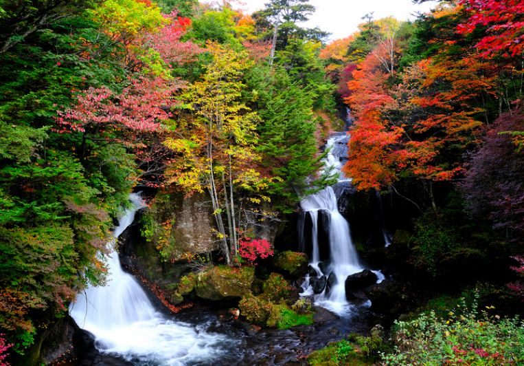 nikko places to see autumn leaves in japan (7) - Living + Nomads ...