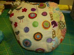 Le super sac de Francine.