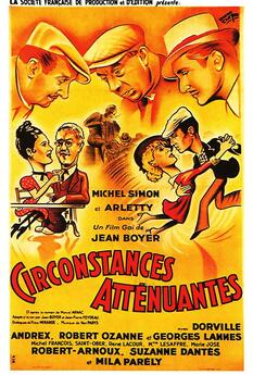 """Film """" Circonstances atténuantes """""""