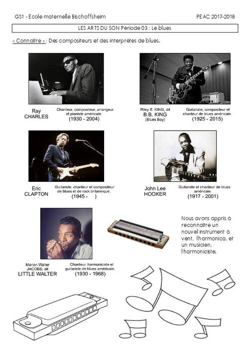 Les arts du son Période 03