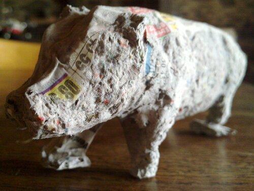 Le bousard de Brucero 2 (le cochon)