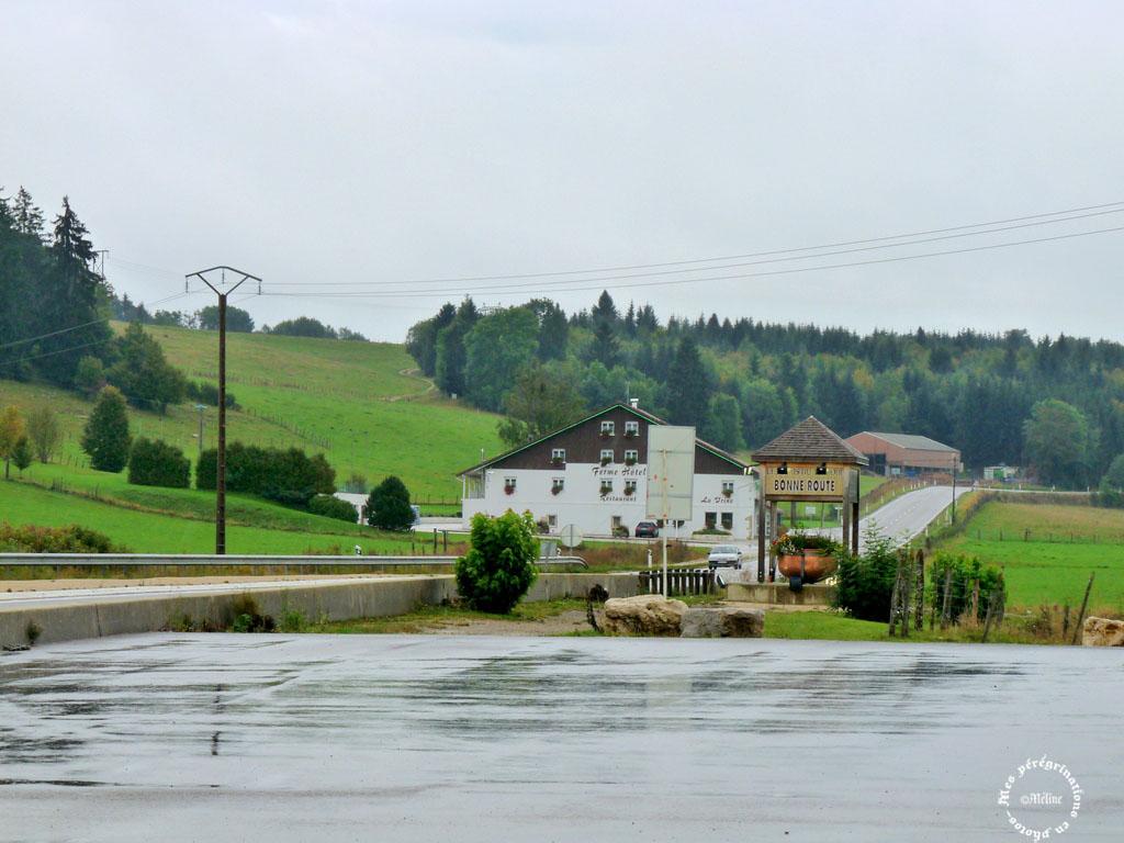 J'achète mes produits régionaux quand je suis dans le Haut Doubs!