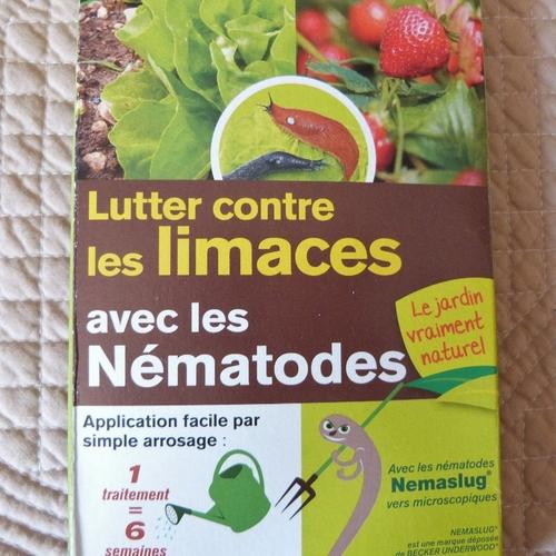 Decamp nématodes limaces, mon avis...