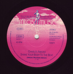 Charles Amoah - Shake Your Body To The Beat