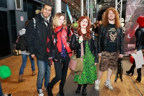 Comic Con de Paris 2017