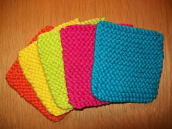Lingettes ou scrubbies