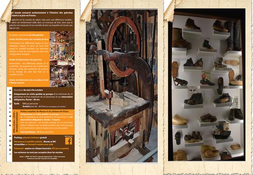 38560 Val de  Virieu  Musée de l'Histoire de laGaloche