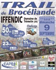 Trail de Brocéliande - Dimanche 9 septembre 2018