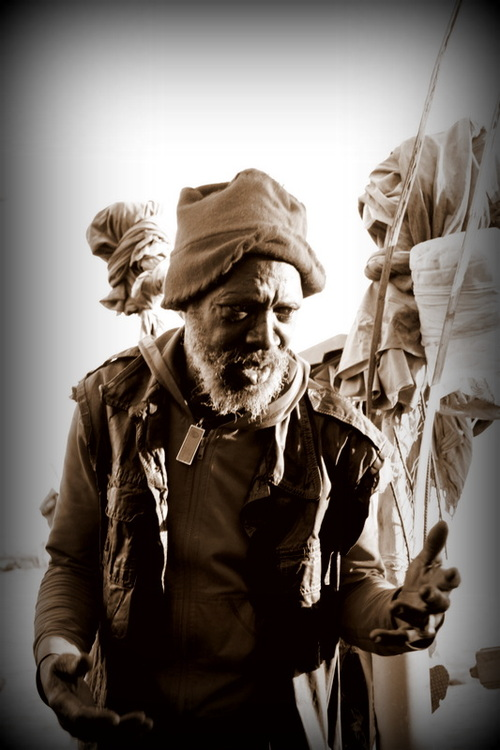"""Dakar: après-midi avec un artiste de la """"communication"""""""