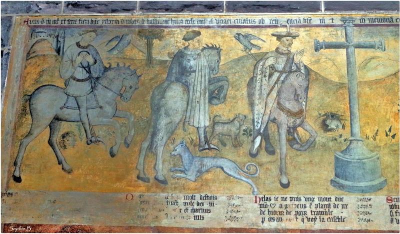 Les Trois Morts et les 3 Vifs .