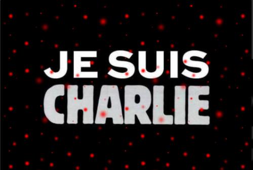 CHARLIE-HEBDO: Hommage, Minute de Silence et frapeaux en berne