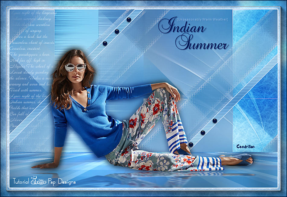Indian Summer - Kad's Psp Design
