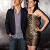 Kristen Stewart Taylor Lautner Suède promo Eclipse