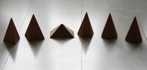 Les solides géométriques simples