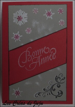 Mes cartes de nouvel an