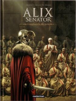 Alix Senator - Tome 3 : La Conjuration des Rapaces