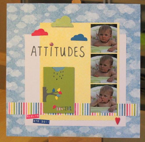 Page : Attitudes
