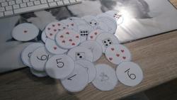 Memory des nombres de 1 à 10 - GS