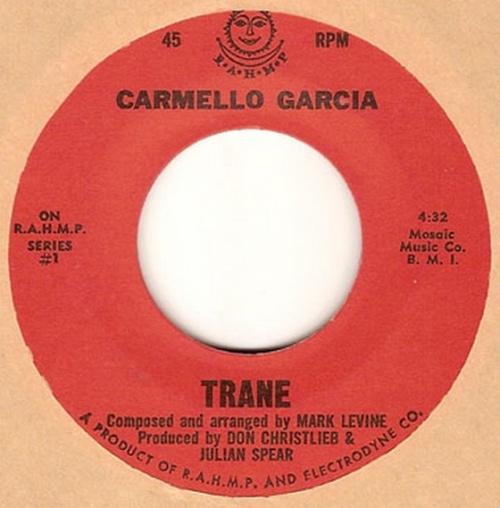 Carmello Garcia : Trane