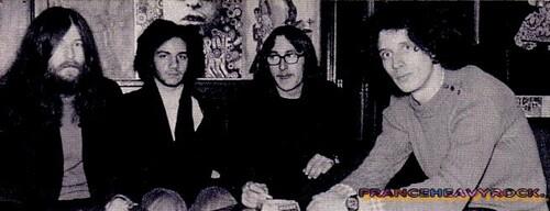 CHRYSAÏS IDOMÉNÉE (1969-1977)