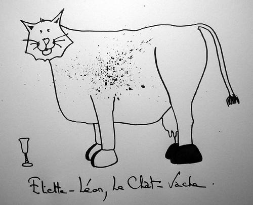 Chat-Vache