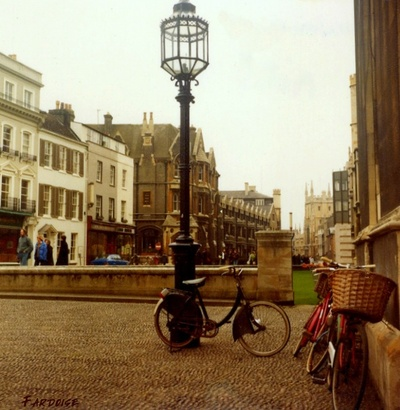 Les bicyclettes de Cambridge