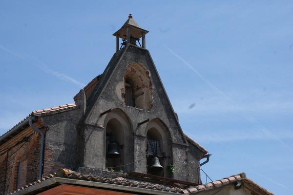 Chez Mildéfis n° 215 clocher d'Eglise
