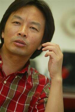 Rencontre avec Liu Zhenyun - Le 23 octobre 2013