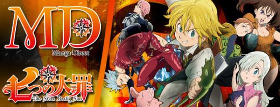 Nanatsu no Taizai: Seisen no Shirushi 01 vostfr