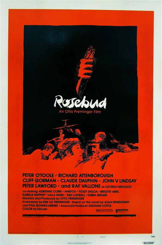 ROSEBUD box office usa 1975